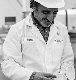 Hamdi Ulukaya, Founder and CEO of Chobani LLC