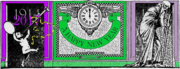 Happy New Year 1914 2017