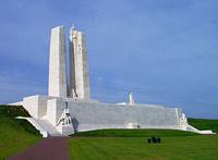 Vimy Ridge Memorial, Pas-de-Calais, France