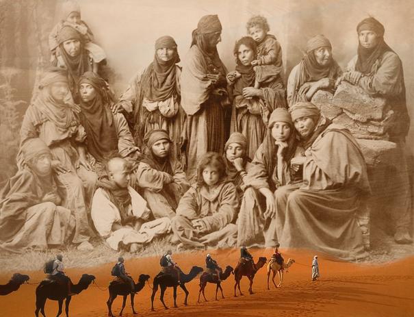 Bedouin sheikh saves Armenian family
