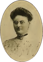Clara Richmond 1909