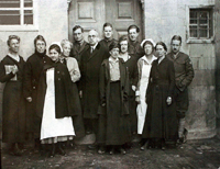 missionaries and relief workers - full photo