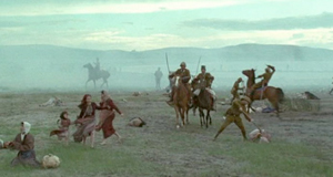 massacre scene from Atom Egoyan's Ararat