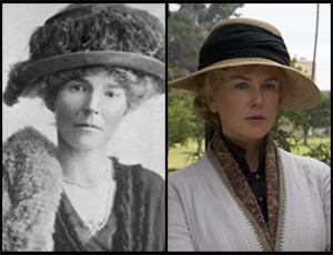 Gertrude Bell and Nicole Kidman