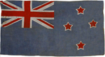 Flag of New Zealand 1914