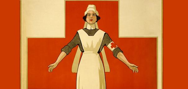 Australian nurse poster 1914