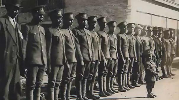 Canadas Black Battalion WWI