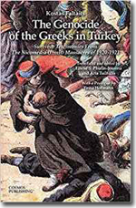 Genocide of the Greeks in Turkey book cover