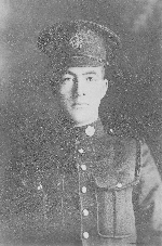 WWI soldier Roderick MacLennan