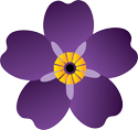 Armenian forget-me-not symbol