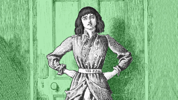 Lady Whittall Bars the Door