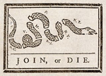 Join or die - snake