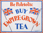 Buy British Empire-grown Tea
