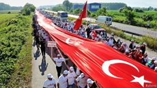 March for Justice - Turkey July 2017