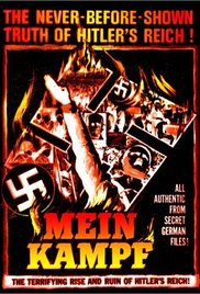 Mein Kampf Swedish movie poster