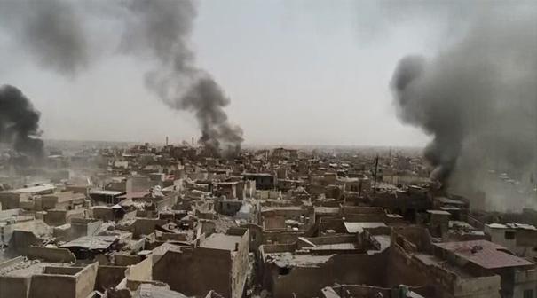 Mosul July 3, 2017