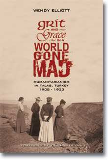 Cover of Grit and Grace in a World Gone Mad