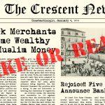 Real or Fake News Against Greek Merchants?