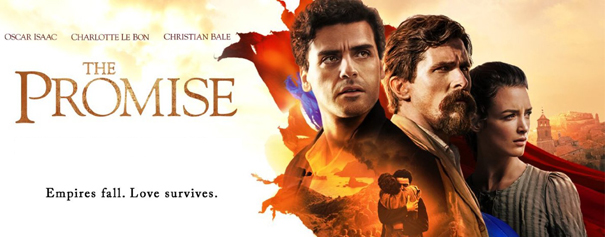 poster for The Promise