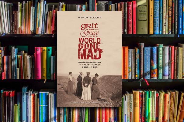 """Grit and Grace in a World Gone Mad"" book review"